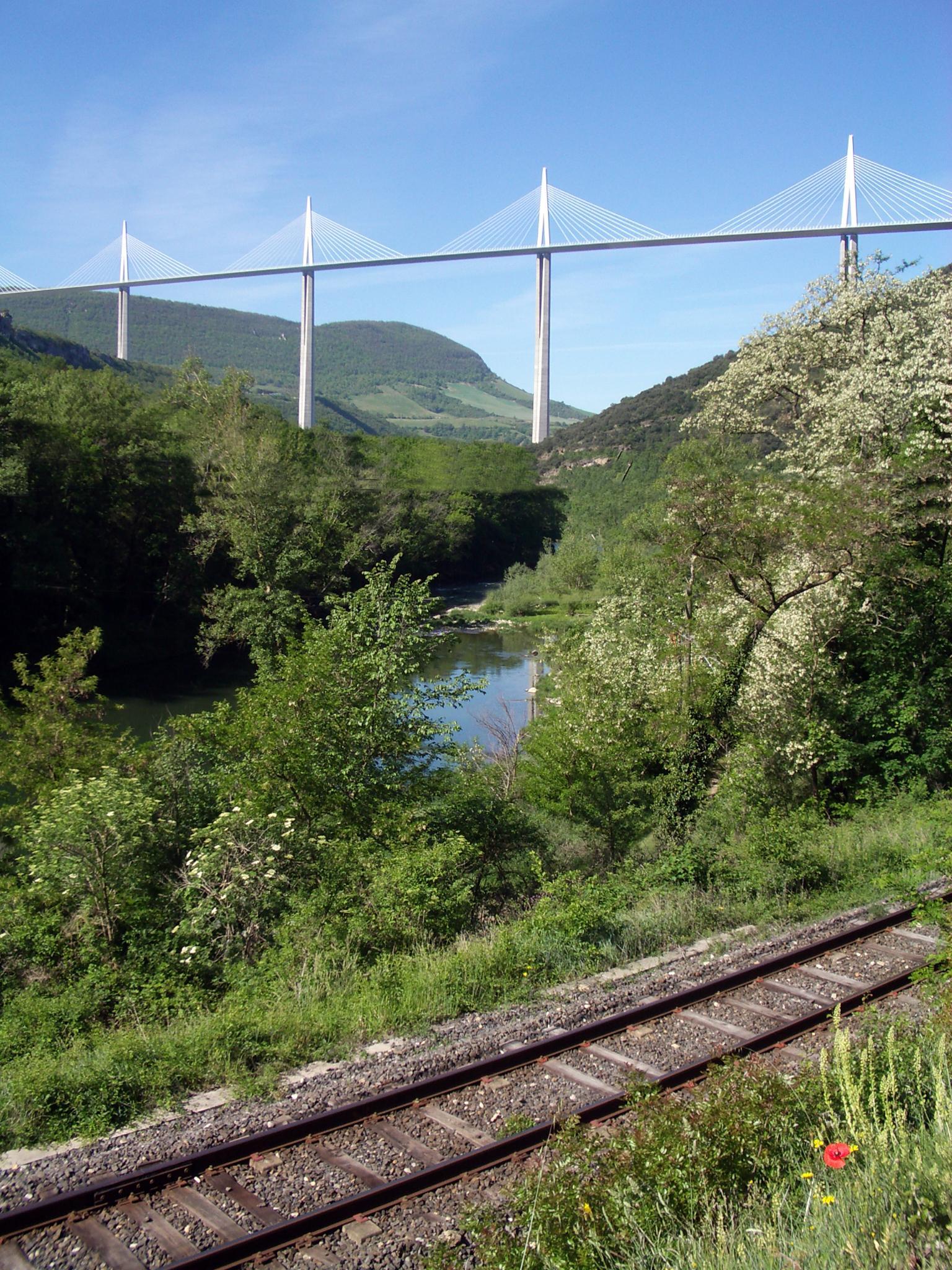 Milau-Bridge-France